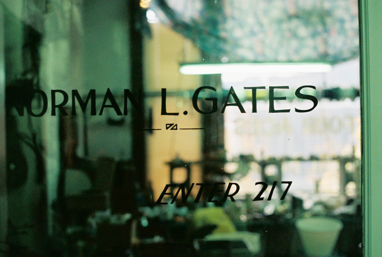 the offices of norman l. gates
