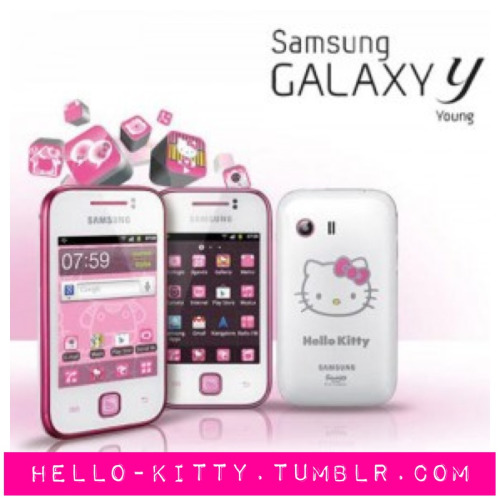 Hello Kitty Samsung Galaxy Y