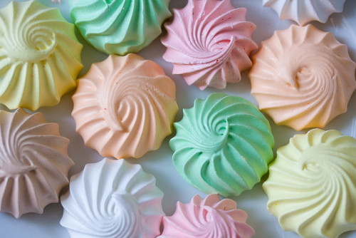 Meringue by sfophoto on Flickr.