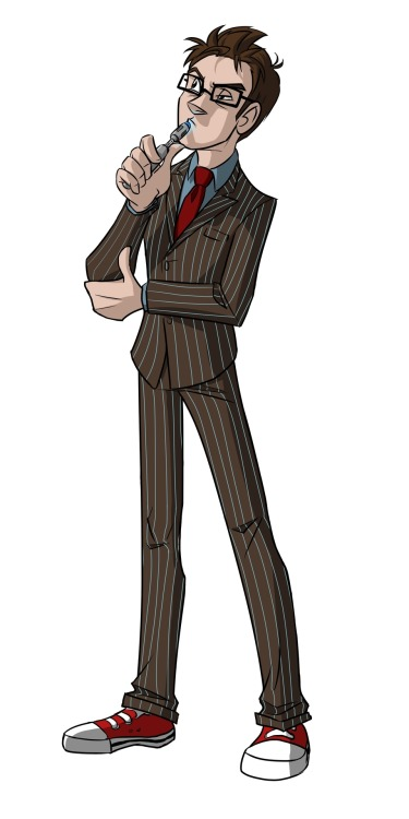 timekeeperart:  Dem pinstripes.  Ten!!! Adorable ten!!