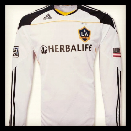 Shirt of the day: LA Galaxy, Adidas, 2012/13 In honour of David Beckham who has called it a day for his time on the West Coast. Has he changed the face of MLS in the USA? Only time will tell. Becks we at the Football Shirt Collective salute you. Get your Beckham LA Galaxy, Nike, 2012/13 shirt here.