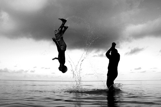 smilingsoul07:  splash….