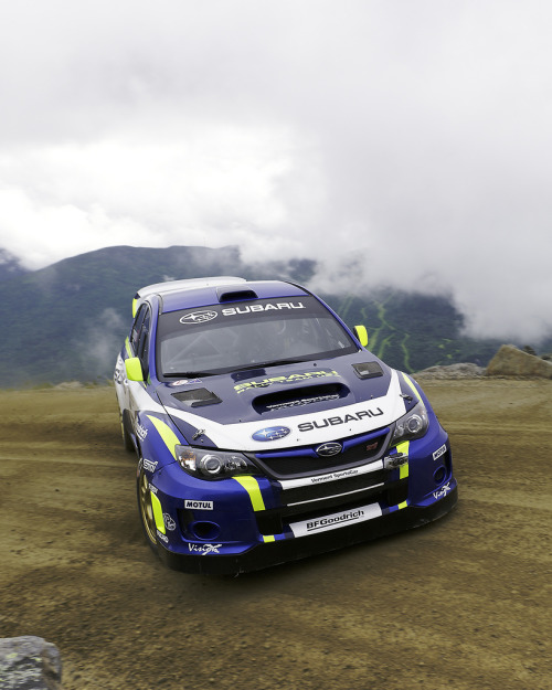 carpr0n:  Ascend To The Clouds Starring: Subaru Impreza WRX (by stiatska)