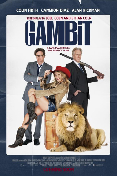 Gambit film review