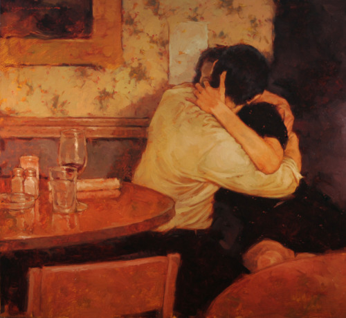 commovente:  Café Lovers, Joseph Lorusso