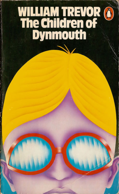 c86:  William Trevor - The Children of Dynmouth Artwork by Peter White, 1979 via John Keogh