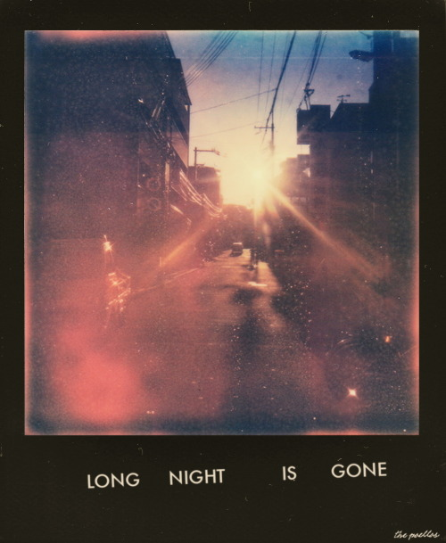 "We'll release ""Long Night Is Gone"" tomorrow! The living abroad can buy below link. http://deadfunnyrecords.bandcamp.com/album/long-night-is-gone  you can choose the shipping way, SAL or EMS. SAL costs $5 (no tracking service, shipping record picture will send you) EMS costs $15 (it's steady shippment)  Please buy it."