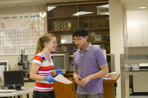 Program Matches Undergrads With Experienced ResearchersThe national Undergraduate Research Initiative seeks to provide students with hands-on experience and better career options.Chelsey Poling, a senior biomedical engineering major at Arizona State Univ. (ASU), spent much of the past summer working on the design and fabrication of microfluidic devices at the Univ. of California, Berkeley. ASU junior materials science and engineering major Katelyn Keberle spent the summer at the National Institute of Standards and Technology (NIST) in Maryland, helping develop new flame-retardant coatings for polyurethane foam.These two women were among students in ASU's Ira A. Fulton Schools of Engineering selected to participate in the National Science Foundation's Research Experiences for Undergraduates (REU) program.Read more: http://www.laboratoryequipment.com/articles/2012/11/program-matches-undergrads-experienced-researchers