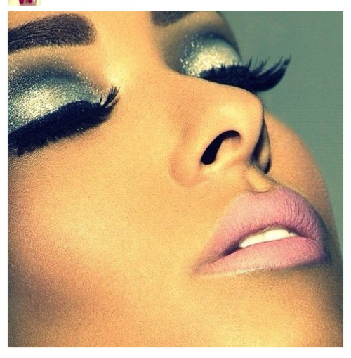 Makeup is gorge!