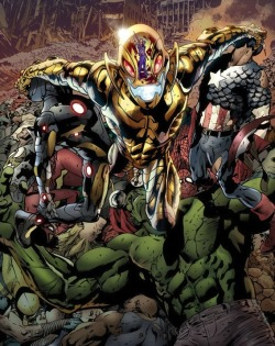 "Age of Ultron Deets Revealed Marvel revealed more information about the upcoming Age of Ultron event from ""The Great One"" Brian Bendis!  Read More"