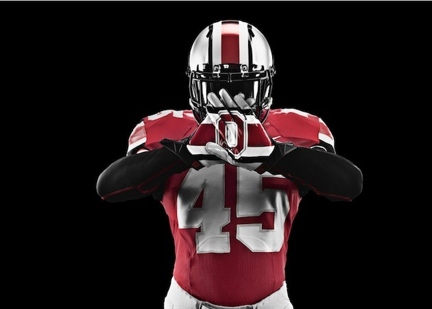 Ohio State will wear Rivalry uniforms for Saturday's rivalry game against Michigan.