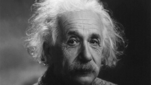 Einstein's brain reveals clues to geniusEintsein's brain had much more complicated folding across the cerebral cortex, and generally thicker gray matter is tied to higher IQs.