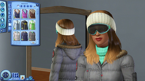 "simsvip:  Sims 3 Seasons Outerwear Feedback & Suggestions  Graham is taking suggestions for what other Expansion clothing you all think should be catagorized as ""outerwear"". Go add your two cents to the thread here!"