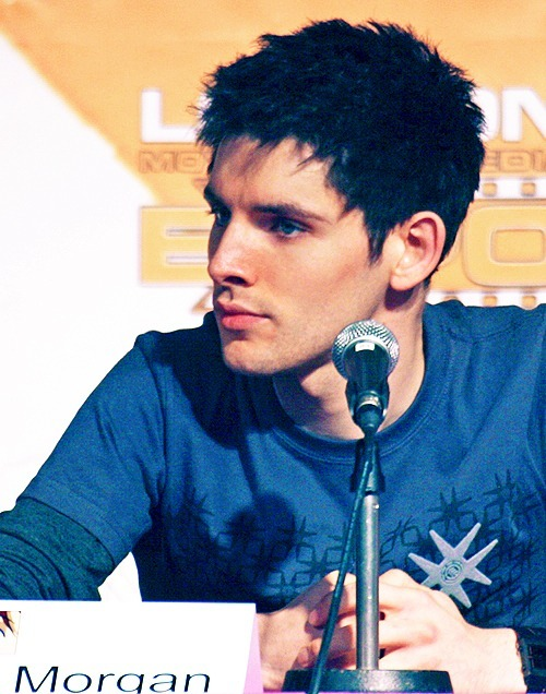 worthyourtears:  38/100 Colin Morgan Credit:(X)