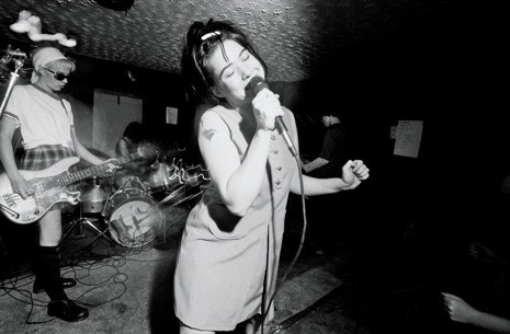 Bikini Kill and Kathleen in the New Yorker