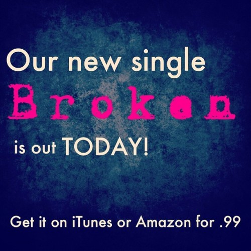 We are thrilled to share this with everyone! #younglondon #broken #manian #cascada