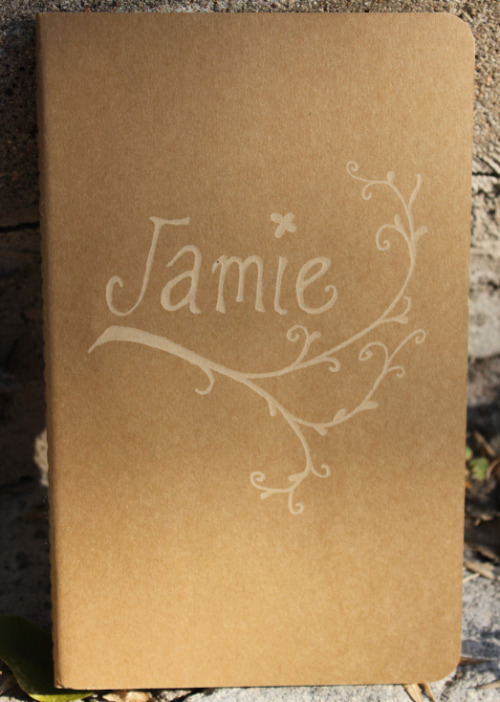 (via Making a laser etched notebook)