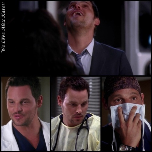 A junkie dad, a crackpot mom and still Karev managed to become a doctor. I'm not easily impressed, but I'm impressed.-Miranda Bailey-