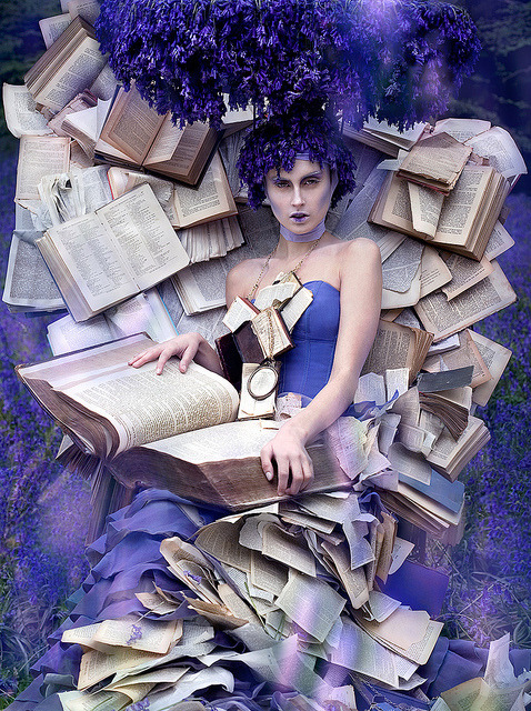 Wonderland : A ForgottenTale by Kirsty Mitchell.