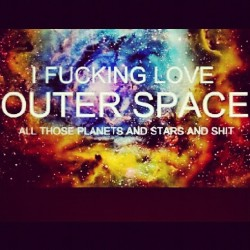 alloftheabovegang:  Ima 👽 in ❤ #spacey #trippy #takeatriptospacebby