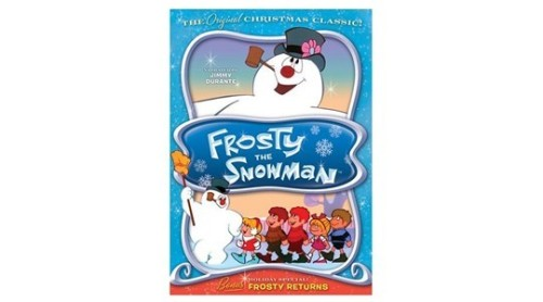 Frosty the Snowman  The Feel Good Message: A smiley snowman turns into a childhood best friend and warms the hearts of children with a cheery song.The True Meaning: A wet pile of snow gets heaped up, a magical hat gets tossed on it and an imaginary friend is brought to life. That's reason enough to be suspicious. He's got a smoking addiction (corn cob pipes are not healthy), and he encourages young underage kids to get married through song. In the cartoon, he melts in a greenhouse in an attempt to escape from his creator. Total daddy issues. But he proves there are no brains in that waterlogged head, because he thinks that it is a good idea to hide in there so he can shed a few pounds. Not that it matters because all he needs is a cold breeze and his magic top hat to regenerate himself. Read more: Holiday Guide: Most Disturbing Classics