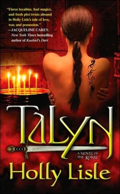 "Title: Talyn Author: Holly Lisle Plot: ""In a world where technology is magic, and war is the only way of life, Talyn is a soldier raised from birth to fight for her people and her country. She long ago embraced her fate: to die in battle. So when a shocking peace sweeps her land, she's cast adrift, and easily seduced by an outsider's touch, his new magic — but his passions are evil and run deep, and Talyn soon finds herself twisted by his touch. Through him she discovers darkness within herself she'd never suspected—and the mistreatment of prisoners of war, the creeping blackness sneaking through her land, the insidious evil that no one even suspected their peacekeepers of bringing. Now she must weigh her life against her honor if she is to help her people regain their freedom…"" -Amazon Why it's your favorite: The ""heroine"" is a tall, strong, intelligent, and willful character which I easily related to. It seems most books I read with a female lead are a bout a tiny, frail, nobody kind of girl overcoming some issues. But this book had a very strong woman broken down and her journey back up. That coupled with it being set in a fantasy land make it a comfort book I read again and again. Submitted by sedvides Has anyone else read this book?"