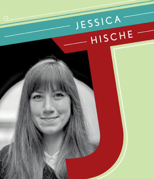 Why Can't I Be You: Jessica Hische