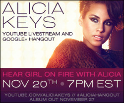 I'm so excited to FINALLY share my album with you!!! Join me TONIGHT in a YT Live stream & G+ Hangout at 7p ET to hear every track! #AliciaHangout bit.ly/akhangout