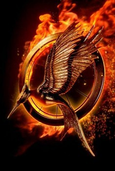 CATCHING FIRE logo officially revealed + contest to be in the movie's credits!
