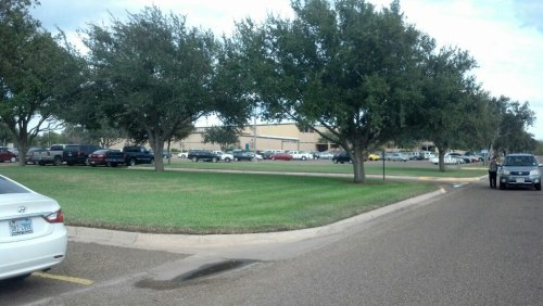 South Texas ISD's Mercedes complex was placed on lockdown, after reports of hearing shots fired off campus. Authorities gave the all-clear to lift the lockdown around 3:30 p.m. We have a crew on the scene gathering more details.