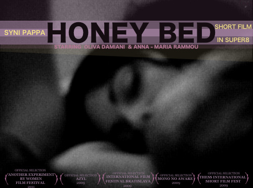 | Honey Bed | 2009  | Short Film Poster |