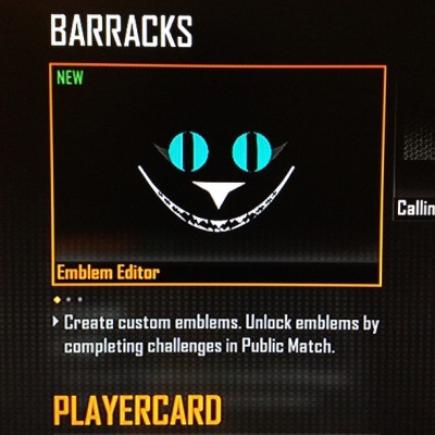 my call of duty creation.