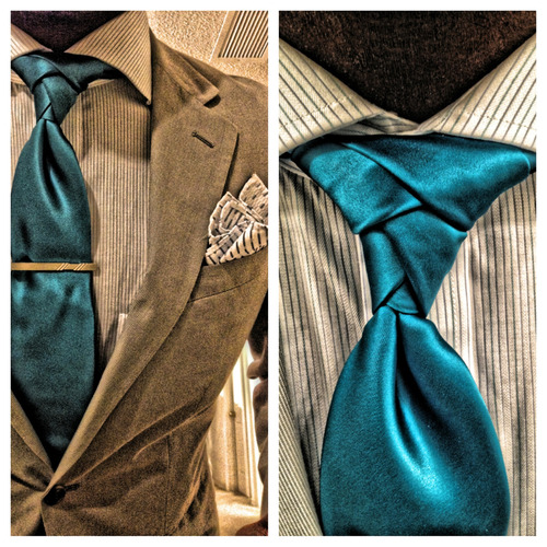 The Eldredge Knot. Chris G.  Thanks for your submission Chris.