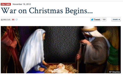 reallyfoxnews:  It's the most wonderful time of the year ♫
