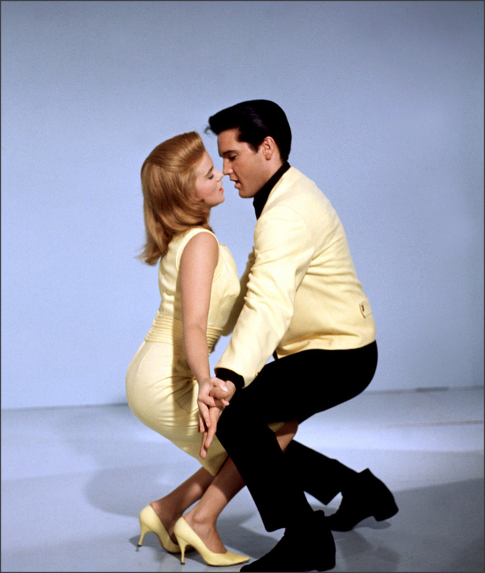 Ann Margret and Elvis, 1964 Viva Las Vegas