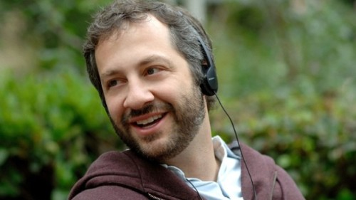 The Simpsons is filming a Judd Apatow spec script he wrote 22 years ago, because he's Judd Apatow  We'll watch it.