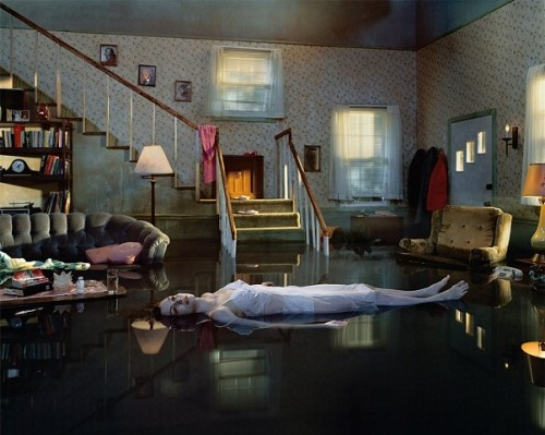 cavetocanvas:  Gregory Crewdson, Untitled, 2001