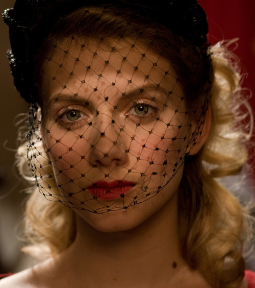bohemea:  Melanie Laurent in Inglorious Basterds