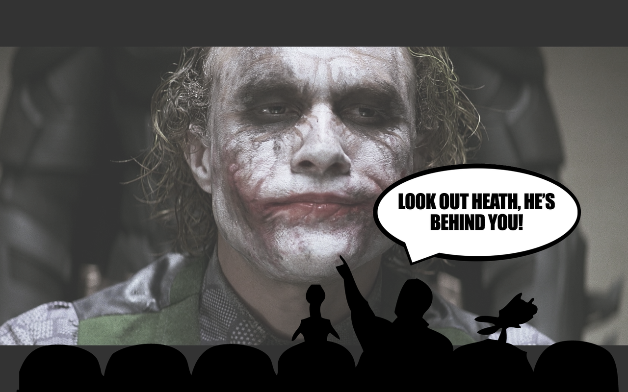 MST3K does The Dark Knight