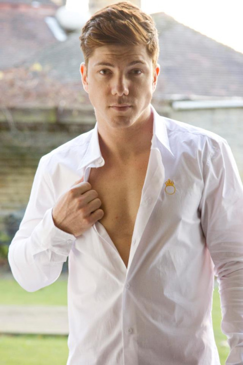 a more recent shoot with Big Brother 2012 contestant, Luke Scrase.   Model: Luke Scrase Client: Doll London Clothing Location: Judges Hotel, Yarm