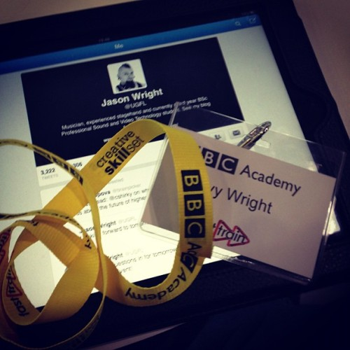 BBC #FASTTRAINToday, I was part of a fantastic event that gave people the chance to interact with people working…View Postshared via WordPress.com