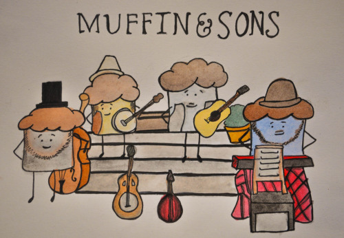 "find-your-kind:  Muffin & Sons Most well known for their popular song ""Little Lion Bran"""