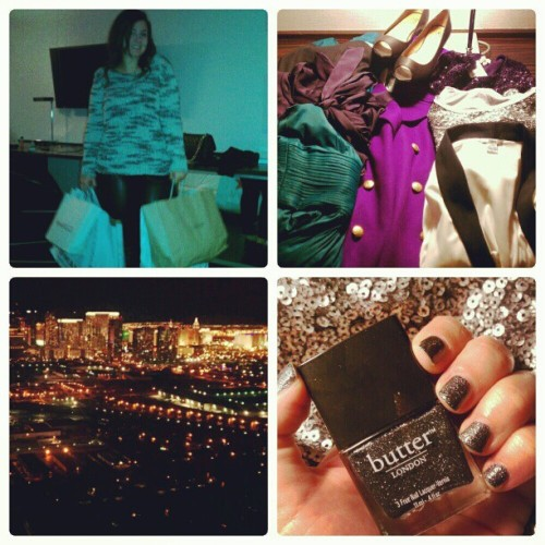 Vegas things #haul #shopping #fashion #Vegas #likeaboss #love #pretty #sparkle #nails #manicure
