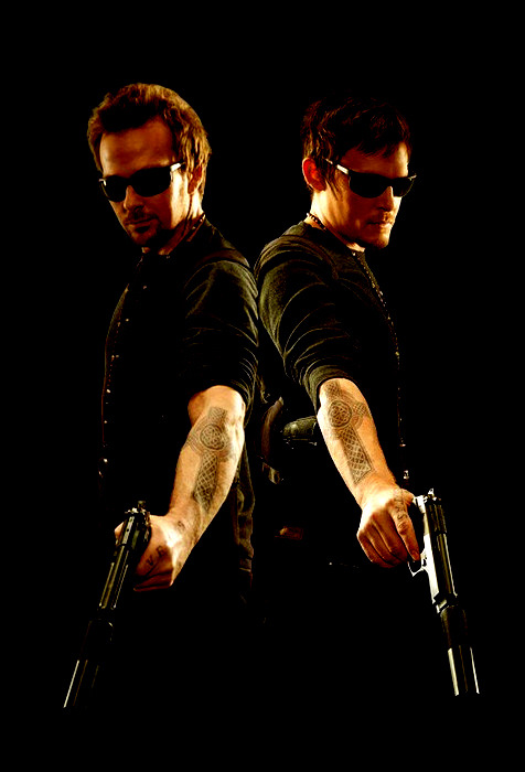 officialboondocksaints:  The Boondock Saints