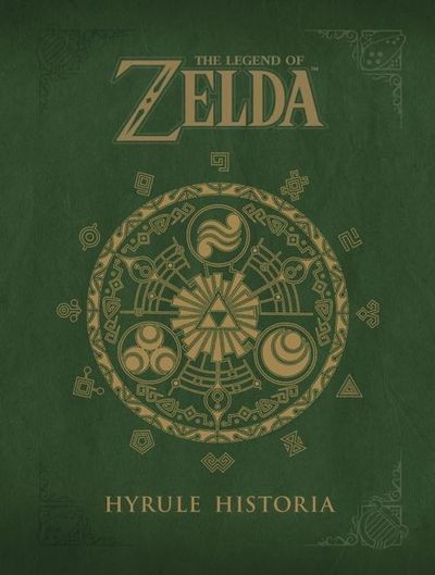 New Hyrule Historia Cover Is Pure Class Hey, listen! The book detailing the history of The Legend of Zelda just got a new and improved cover. I was able to flip through the Japanese version, and while I wasn't super impressed, I'll definitely be picking up the English version. The book more heavily covered the recent games and only had a few pages dedicated to the pre-N64 titles. I'd love to play a magic ocarina to travel back to 1985 and '86 while the original game was being developed, but since that's probably not going to happen, I'll settle for the few pages of insight this book provides. Source: Tiny Cartridge Buy it: The Legend of Zelda: Hyrule Historia