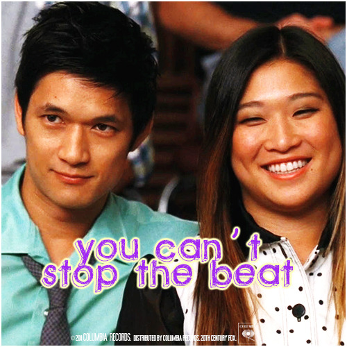 3x01 The Purple Piano Project | You Can't Stop the Beat Alternative Cover 'The Tiketanic Fusion Collection'