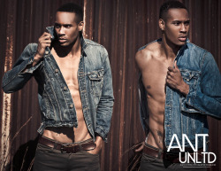 Model: J.Taylor // Photography by: AntUnLtd