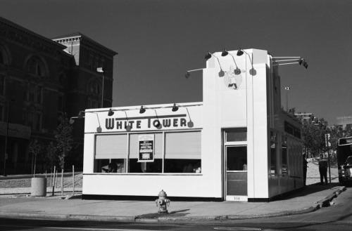 Vintage white tower restaurants design desire in the - Antique exchange home design baltimore md ...