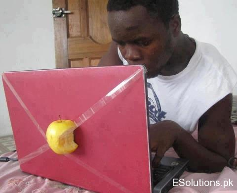 First Apple Laptop For Sale!