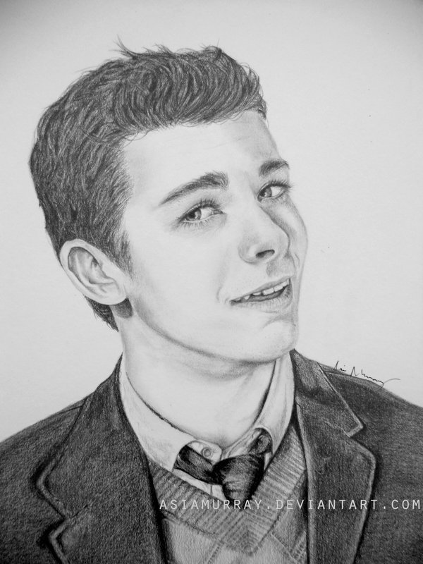 theartofnotsketching:  Joey Pollari from MTV's The Inbetweeners. Probably one of the best shows ever! If you've never seen it go watch it right now!